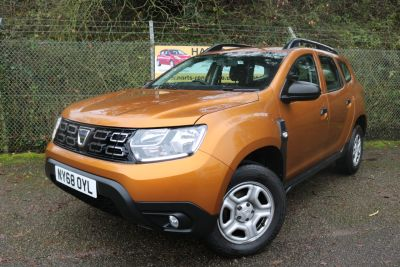 Dacia Duster 1.6 Essential SCE 2WD Petrol In Desert Orange Hatchback Petrol DesertorangeDacia Duster 1.6 Essential SCE 2WD Petrol In Desert Orange Hatchback Petrol Desertorange at Harts of Honiton Honiton